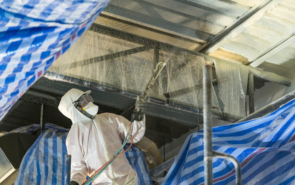 The Difference Between Open-Cell & Closed-Cell Spray Foam Insulation
