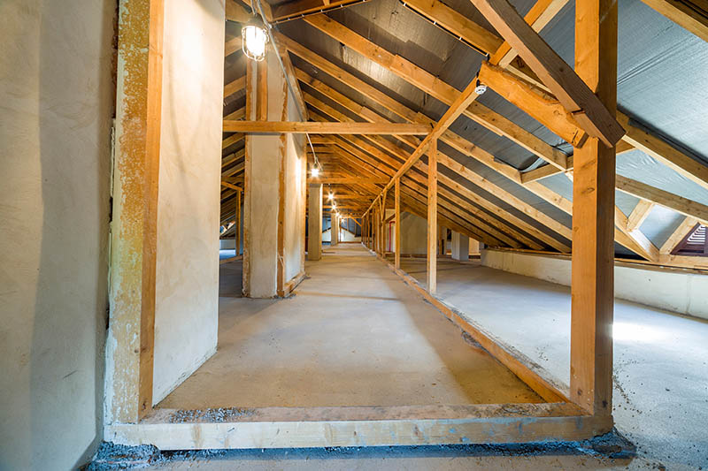 Your Roof Deck needs 3 inches of Closed-Cell Spray Foam Insulation, and this is why!