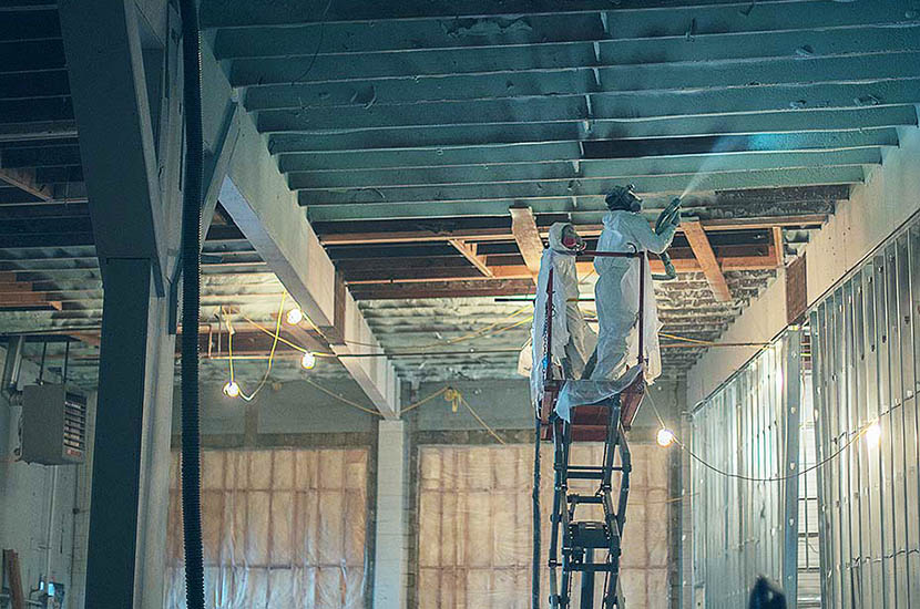 Commercial Spray Foam Insulation Services in Oregon