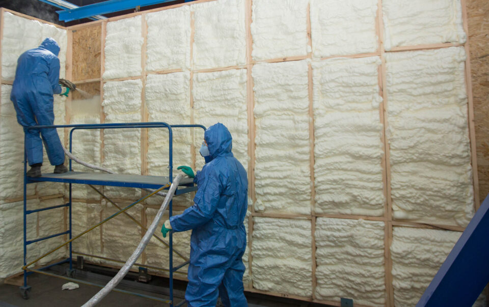 The Cost of Re-installing Spray Foam Insulation